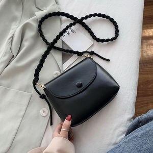 New Fashion Luxury Chain Shoulder Bags Mini Crossbody Bags For Women Vintage High Quality Handbags Tote Female Flap Purse