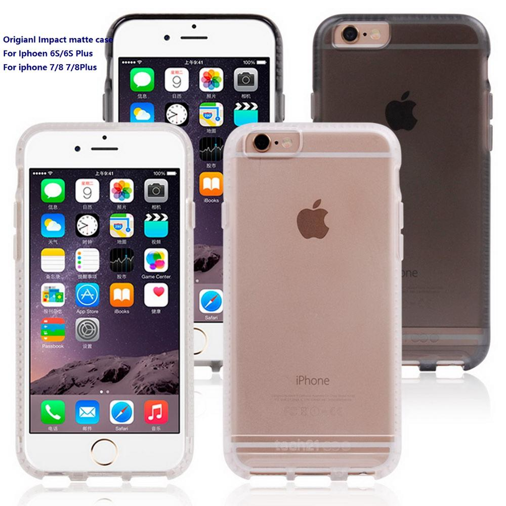 Ultra Thin PURECLEAR PURETINT Case para iPhone 11 Pro Max TPU + D3O Material a prueba de golpes y protección contra caídas con paquete al por menor