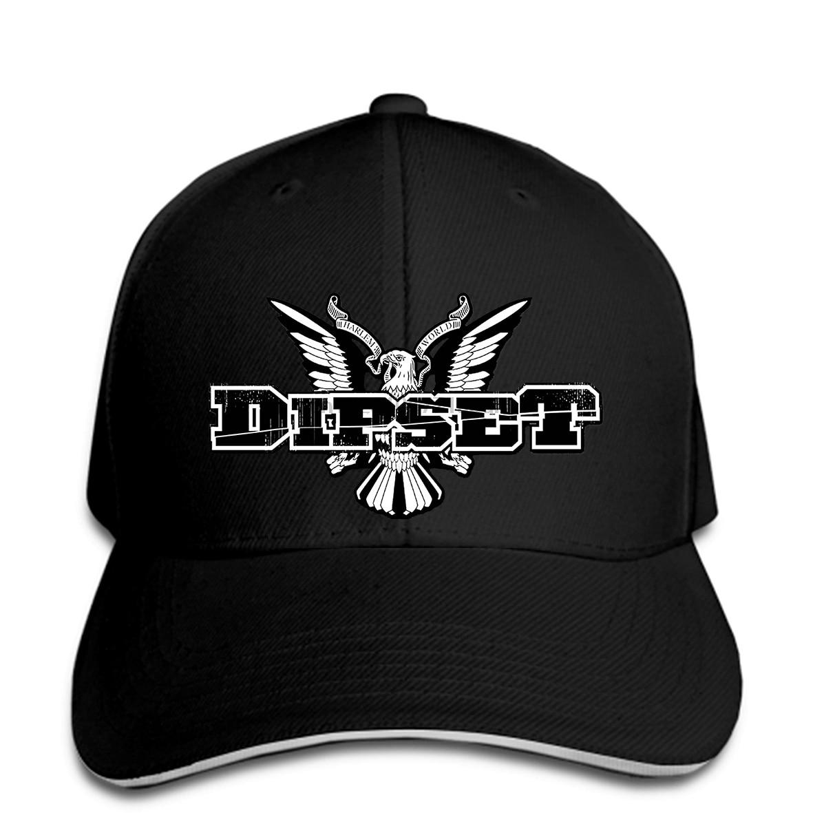 Baseball cap Fashion Dipset Diplomats Graphic Logo Print hat Summer Cool Classic