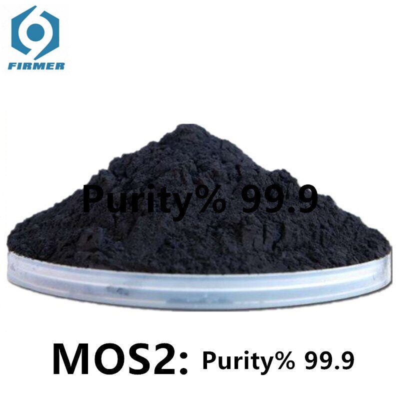 tungsten disulfide / molybdenum disulfide / tungsten disulfide powder / 100 Gram WS2 MoS2 High Purity Powder Lubricant 99.9%