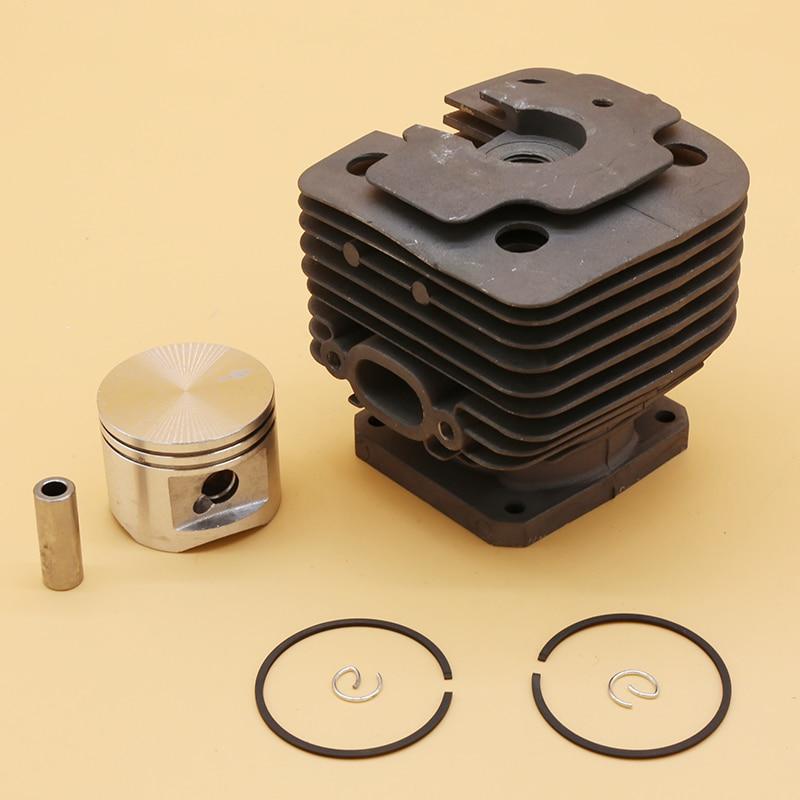 42MM & 44MM Cylinder Piston Set Fit For Stihl FS450 FS480 FS 450 480 Grass Trimmer Cutter Garden Tools Spare Parts