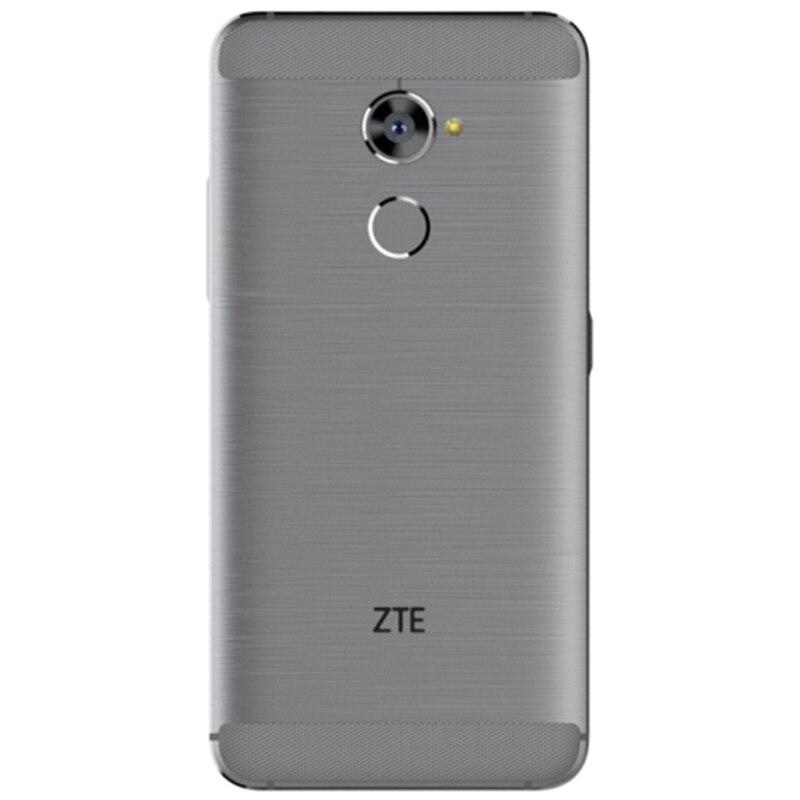 "Stock Original nuevo ZTE V870 teléfono móvil Snapdragon 435 Android 7,0 de 5,5 ""1280x720 4GB RAM 64GB ROM 16.0MP huella dactilar NFC B7"