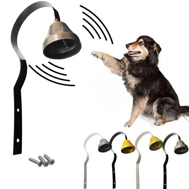 Nuevos productos para perros, cascabel de entrenamiento para perros, timbre orinal del timbre del perro, timbre de timbre para perros, Collar rápido para perros, accesorios de seguridad bonitos