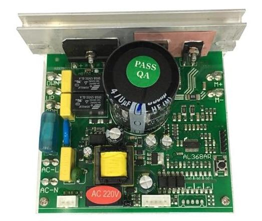 Envío Gratis, controlador de Motor AL368 AL368AR Conlin Kus EVERE, placa madre de cinta de correr, placa de circuito de control