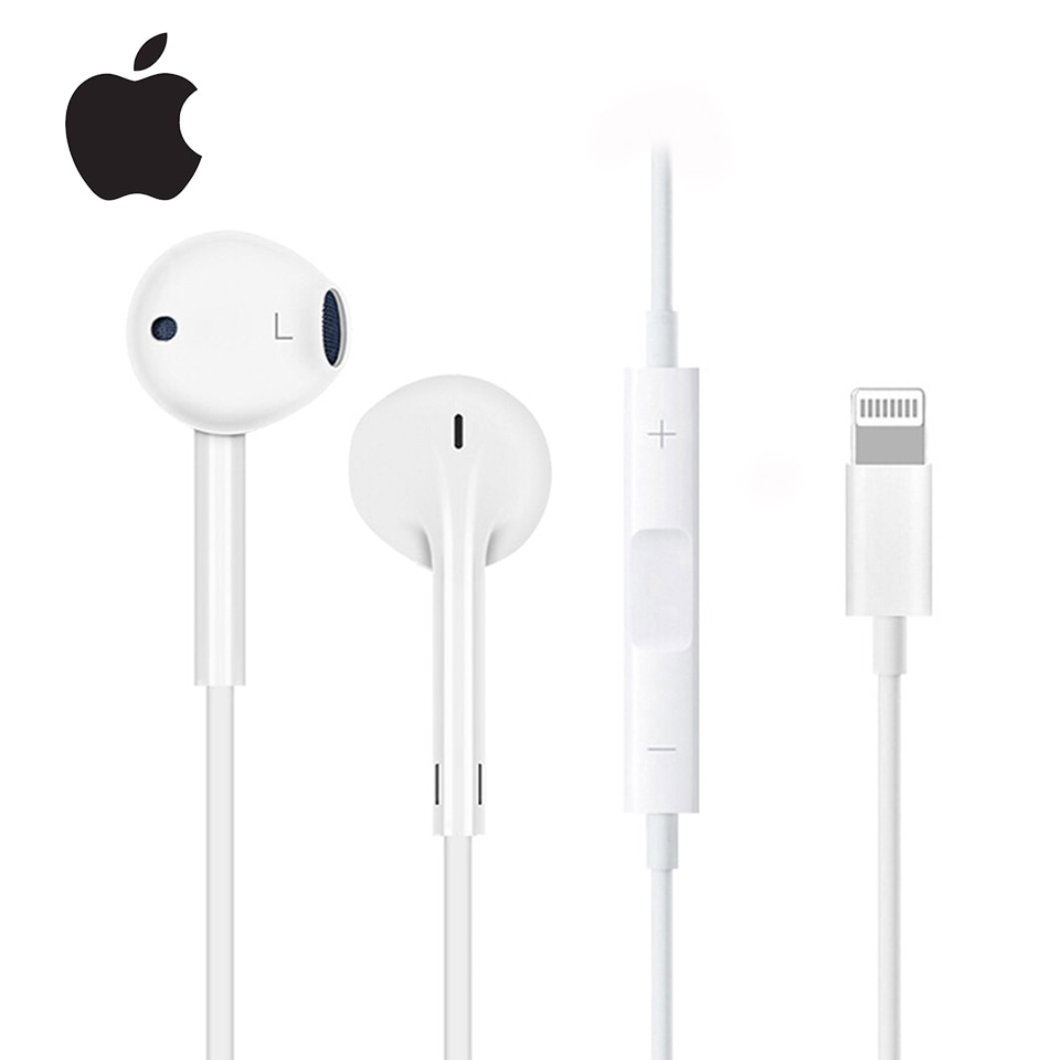 Original Apple Earpods 3.5mm Plug & Lightning In-Ear Earphones Sport Earbuds Deep Richer Bass Headse