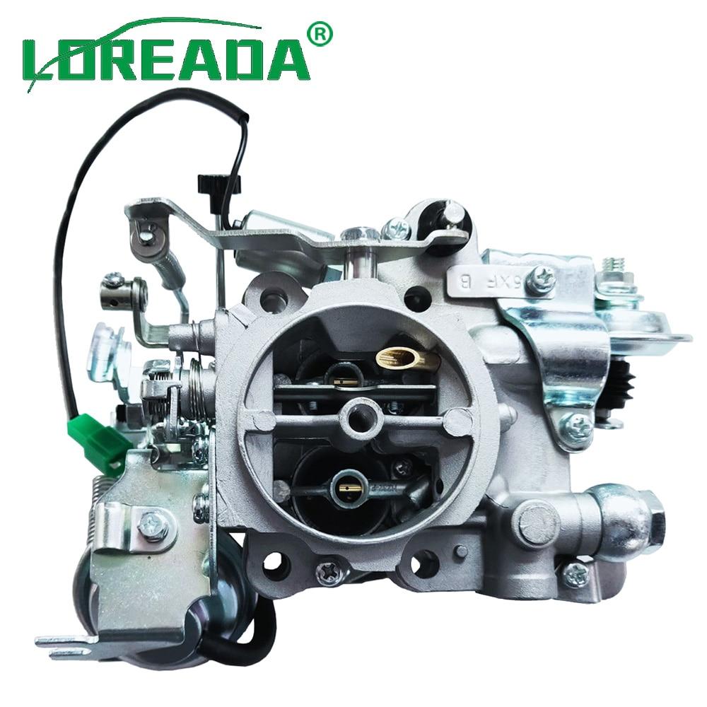 LOREADA carbohidratos montaje de carburador MD-196458 5XF B para MITSUBISHI 4G63 motor Galant/TALON/FREECA/Eclipse/espacio de MD196458