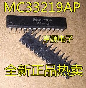 MC33219AP MC33219 MC33219APG DIP - 24 integrated circuit IC chip spot supply