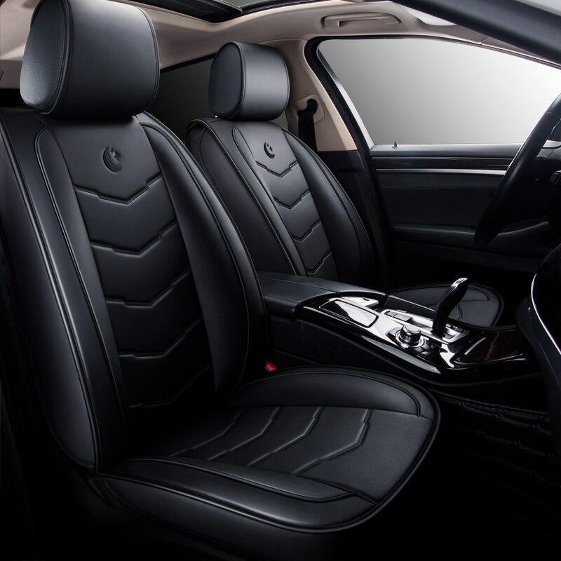 HeXinYan universal auto sitz abdeckung für Peugeot alle modelle 206 307 407 207 301 3008 508 607 2008 208 308 406 auto styling