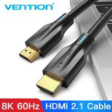 Tions HDMI 2,1 Kabel 4K 120Hz 3D Hohe Geschwindigkeit 48Gbps HDMI Kabel für PS4 Splitter Schalter Box extender Audio Video 8K HDMI Kabel