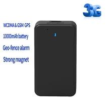 GPS de voiture 2G et 3G   Traqueur magnétique de 2 ans, veille magnétique, localisateur étanche, moniteur de véhicule, piste Google APP