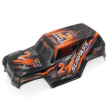 FY-CK02 SUV Body Shell for FY-02 1/12 RC Cars Parts Toy Hobbies