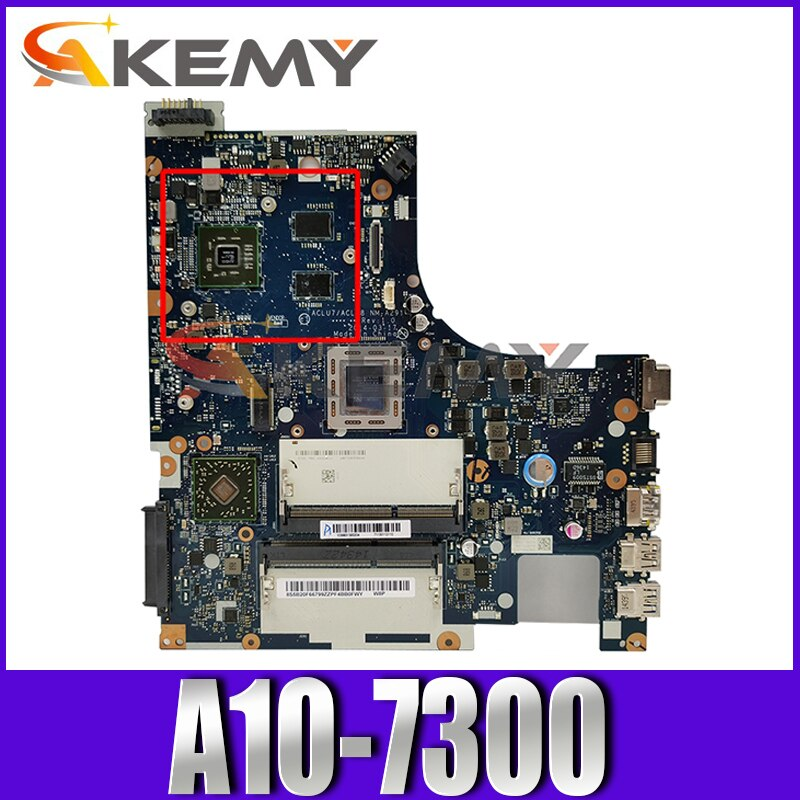 Laptop motherboard For LENOVO  Ideapad Y330 Mainboard 07242-4 GM45