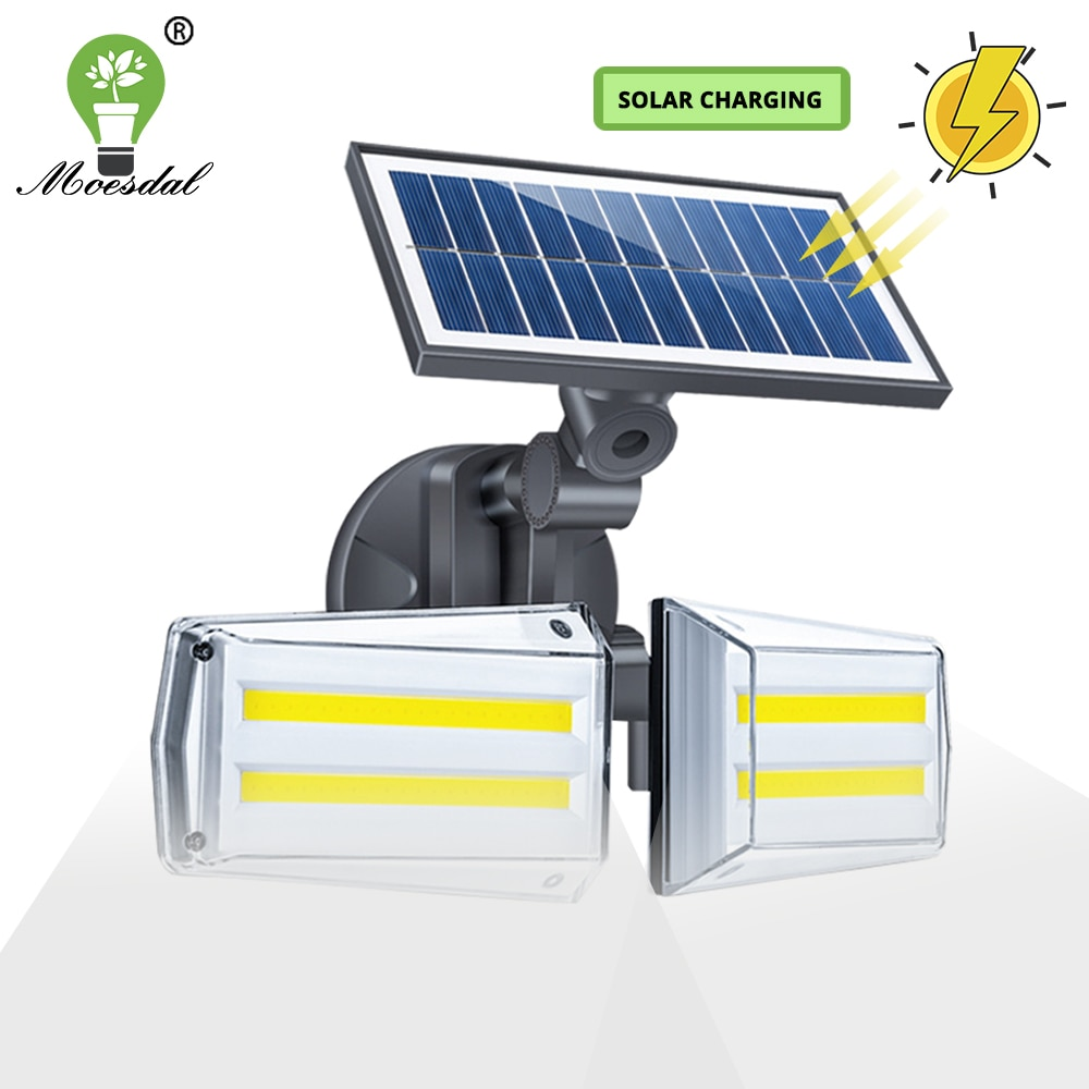 super bright 24 leds solar panel street light led on the wall waterproof outdoor lighting solar panel lamp with 4000ma battery 80 COB Solar Light  Super Bright Outdoor Lamp PIR Motion Sensor 80 COB Waterproof Wall Lamps Street Courtyard Lighting