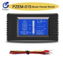 PZEM015 0-200V Auto Batterijontladingsmeter Capaciteit Tester Power Energy Impedantie Weerstand Voltmeter