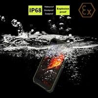 8 0 inch waterproof shockproof ip68 industrial tablet 6g ram 128g rom barcode scanner rugged pc