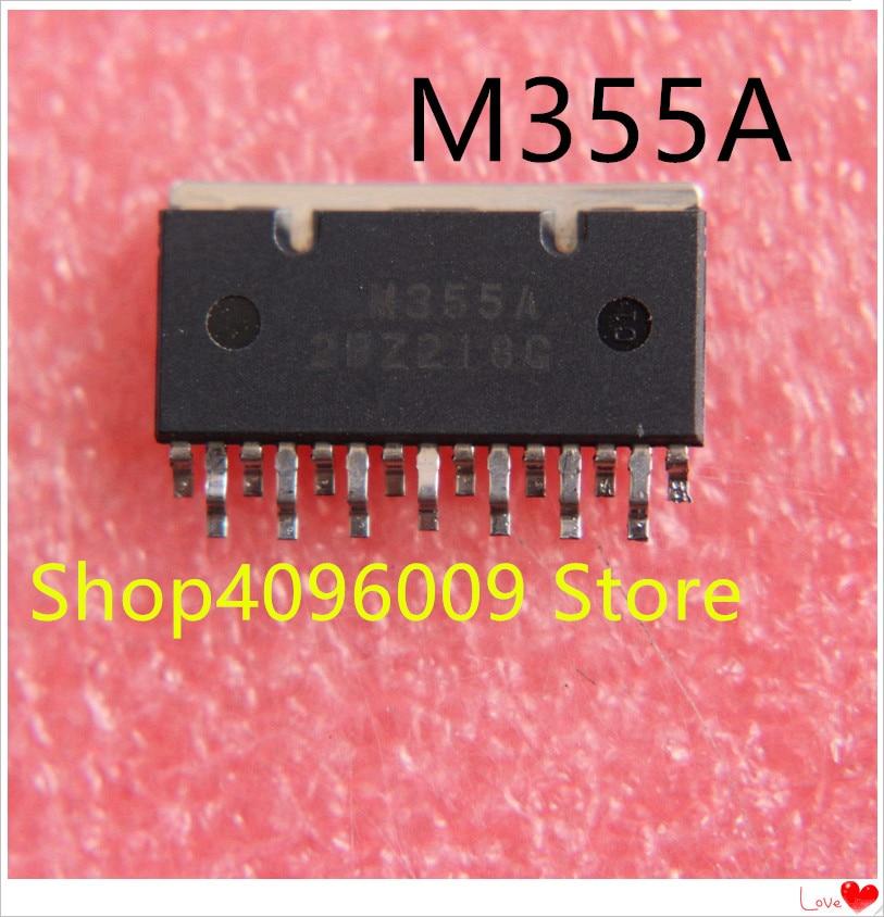 Nuevo 10 unids/lote M355A M355 ZIP15