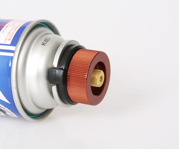 Открытый Длинный газовый бак адаптер портативный мини горелка Бензобак