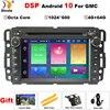 "7 ""IPS DSP HD Octa çekirdek 4 + 64G Android 9 araç DVD oynatıcı GMC Yukon Sierra Chevrolet Chevy tahoe Suburban araç DVD oynatıcı GPS Stereo radyo Nav"