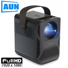 AUN ET30 Full HD Projector 1920x1080P Android WIFI MINI Projector for Home Theater Phone LED Video B
