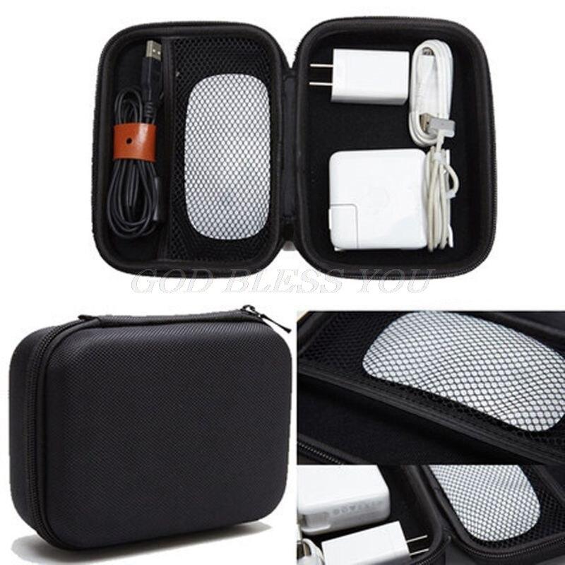 Custodia Rigida in EVA Per Apple Matita Magic Mouse Magsafe Adattatore di Alimentazione Custodia da trasporto di Goccia di Trasporto