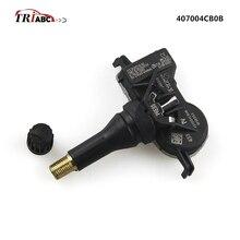 TPMS Tire Pressure Monitor Sensor For Renault Talisman Kadjar Megane Infiniti Q50 Nissan Rogue Micra Armada 433 MHz 407004CB0B
