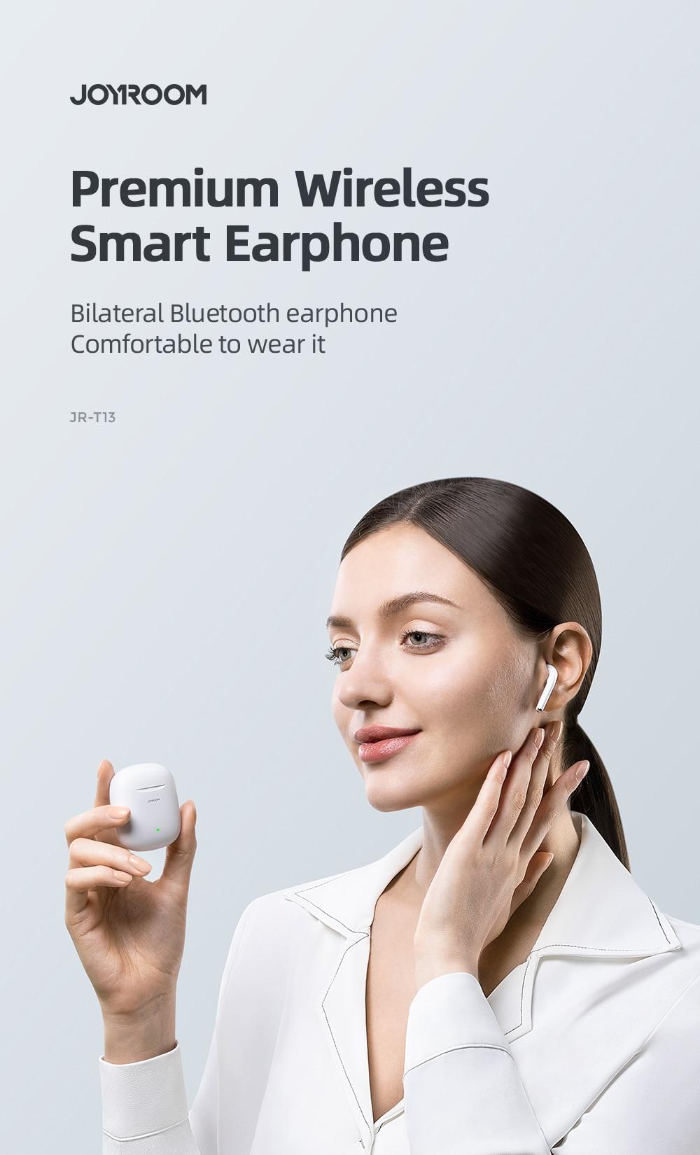 Joyroom JR-T13 True Wireless Earbuds 6