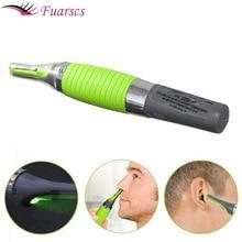 Electric Nose Hair Trimmer Implement Shaver Clipper Ear Neck Eyebrow Epilators Shaver Man Woman Clea