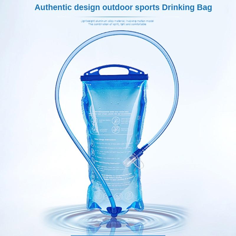 Venda caliente bpa livre eva, mochila con depósito de agua, saco portátil