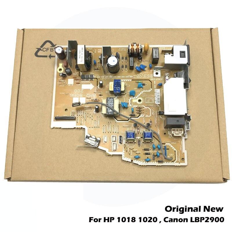 Original para hp Placa de Alimentação Novo Laserjet Canon Lbp2900 Lbp3000 Rm1-2316-000cn Rm1-2315-000cn 1018 1020