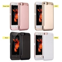 Hot 10000mAh Battery Charger Case For iphone 6 6s 7 8 Plus Power Bank Charging Case For iphone se 5s