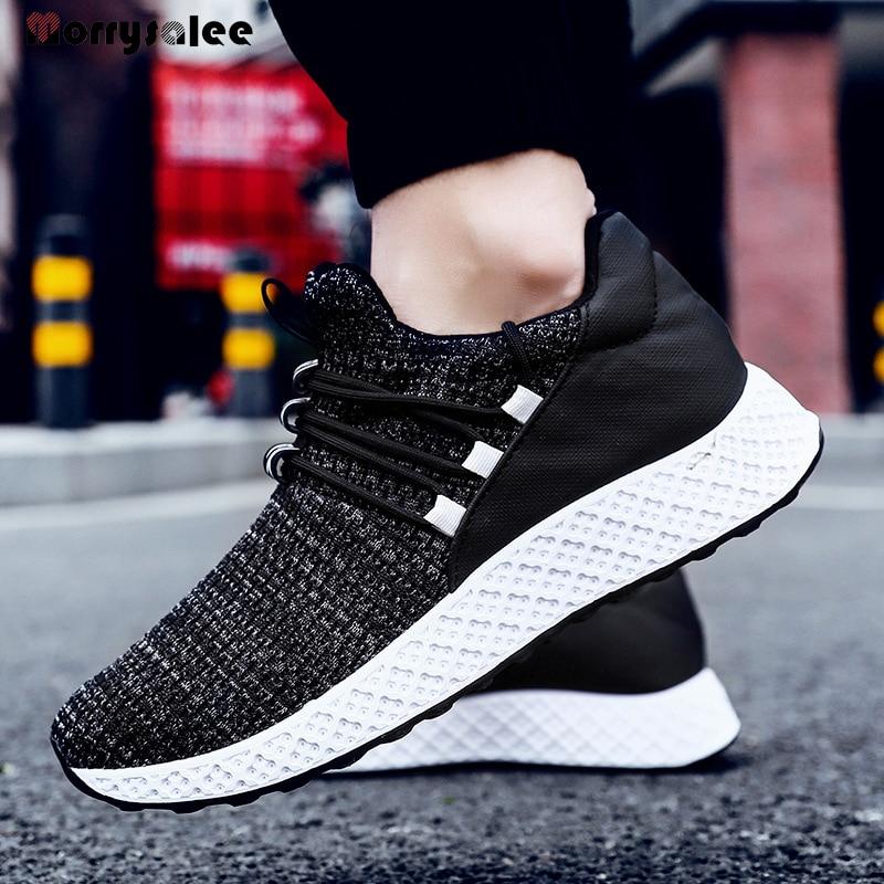 Men Shoes Summer Breathable Casual Mesh Shoes Korean-style Trend Athletic Shoes Versatile New Fashion Comfortable