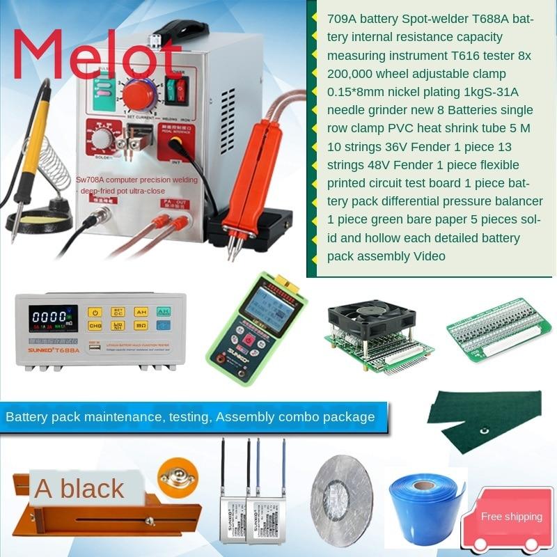 Handheld Lithium Battery Assembly Small Power Battery Spot-Welder 18650 Battery Welding Machine Miliaukee kit tool hot sale enlarge