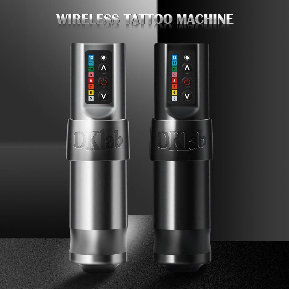 Biomaser اللاسلكية ماكينة رسم الوشم التجميلي كيت البطارية الروتاري القلم قوة المحرك شبه تجميل دائم آلة الحاجب الشفاه Microblading الفن