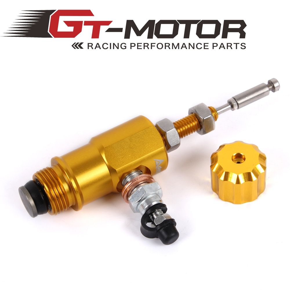 GT Motor - Motorcycle performance Adelin hydraulic brake clutch master cylinder rod system performance efficient transfer pump