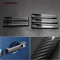 5pcs car accessories door handle protector side door body cover trim for mercedes benz g class w464 g63 g500 g550 2019 2020