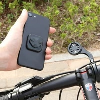 for garmin bike bicycle mobile phone sticker mount phone holder strong adhesive mtb cycling phone holder support stand back