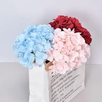 artificial flowers silk cloth simulation simulation flowers home furnishings false flower decoration flower art 5 heads