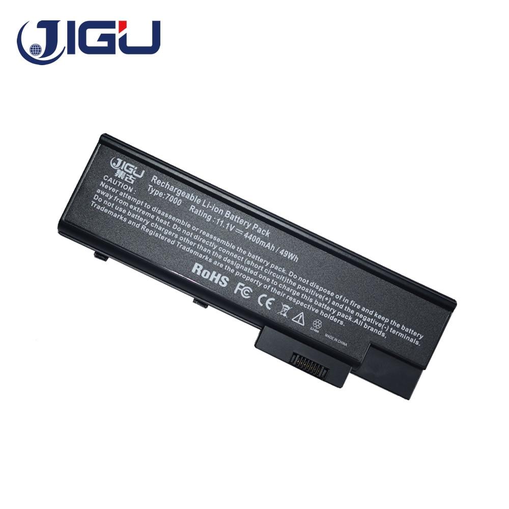 JIGU 6Cells Laptop Battery For Acer Aspire 3660 5600 7000 7100  5620 5670 7110 9300 9400 9410  94204UR18650F-2-QC218  Series