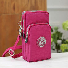 Maximum supplier Women Cross-body Mobile Phone Shoulder Bag Pouch Case Belt Handbag Purse Wallet