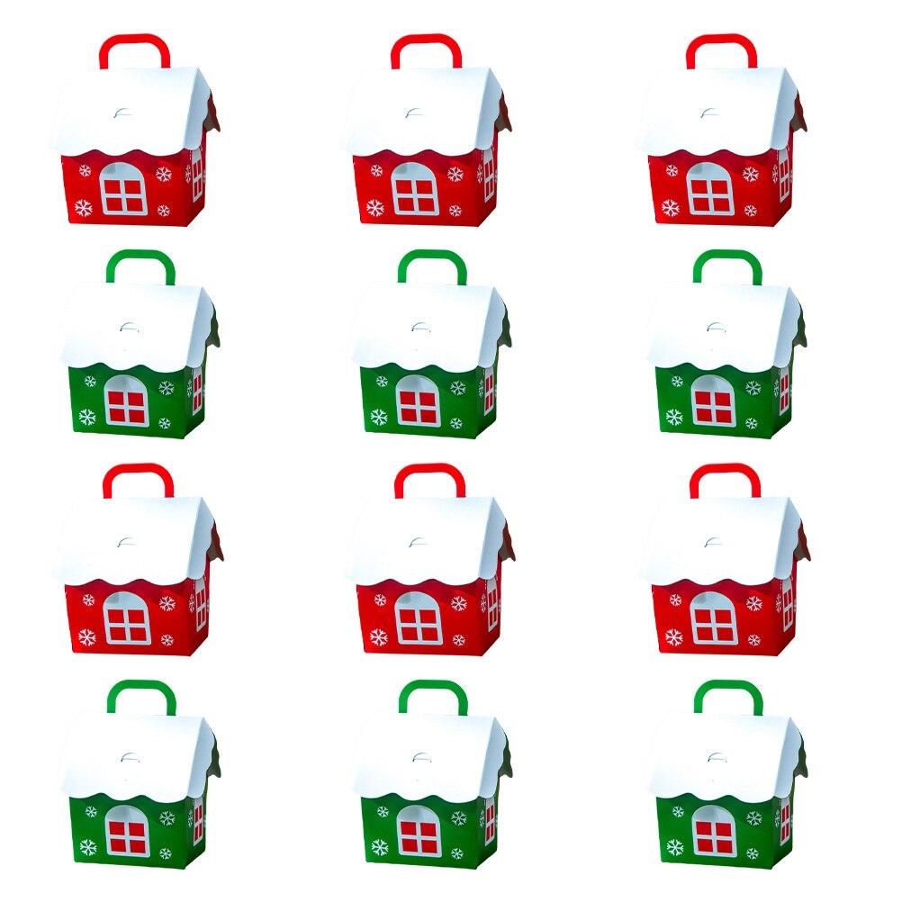 12 шт., картонные коробки для конфет