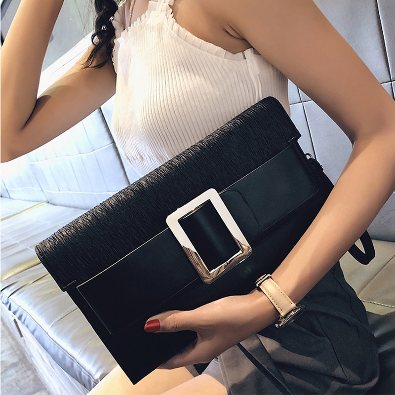 Envelope Bag Women Evening Bags Clutches for Women Luxury Handbags Ladies Party Purse Crossbody Bags Fashion Leather Clutch Bag sparkling sequins ladies wedding clutch bags fashion women gold silver evening bag party evening envelope clutch bag wallet tote