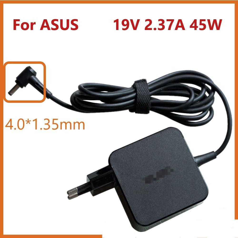 19V 2.37A 45W 4,0*1,35mm portátil adaptador de cargador ADP-45BW para Asus Zenbook...