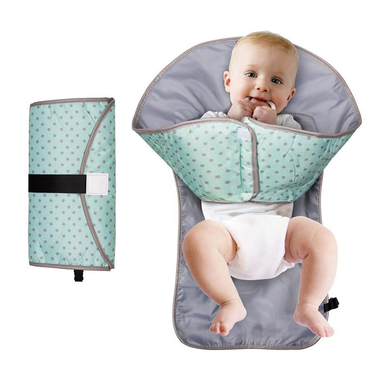 Portable Baby Diaper Changing Mat Watertoof Changing Pad Diapering Folding Changer Unisex Baby Mattress Baby Changing Table
