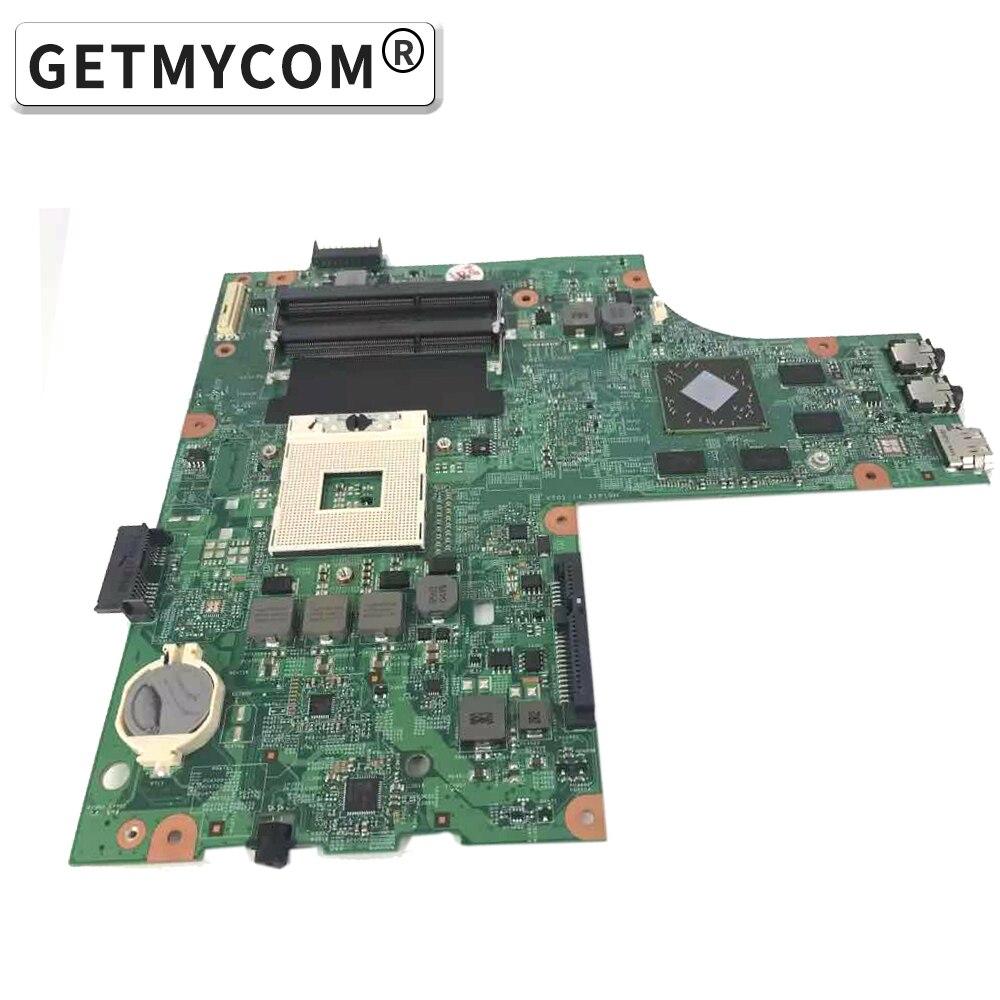 Getmycom الأصلي اللوحة ل انسبايرون N5010 CN-0VX53T CN-052F31 Mianboard HM57 HD5650 GPU اللوحات