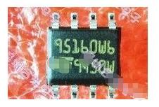 IC original nuevo M95160 M95160-WMN6 95160WP