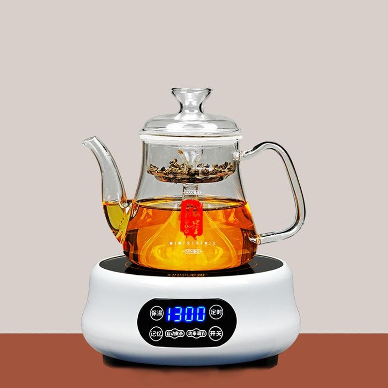 110 فولت/220 فولت سخان كهربائي موقد طباخ ساخن لوحة الحليب المياه القهوة الشاي فرن المعالجة الحرارية متعددة الوظائف المطبخ الأجهزة 1300 واط