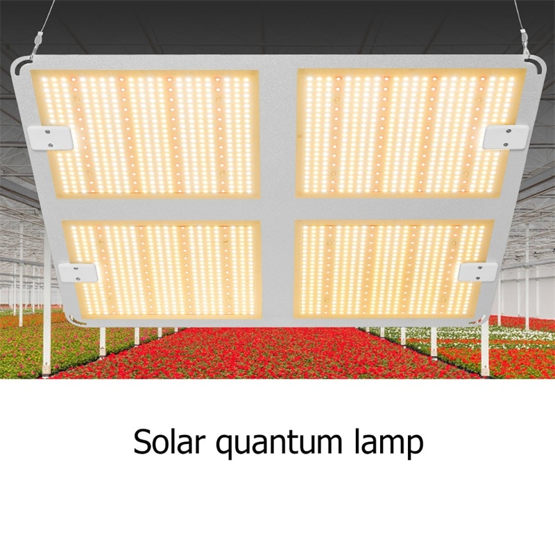 BROTHER LED Grow Lights Plant Growth Lamp Quantum Board 400W Waterproof IP66 Full Spectrum For Succulent Greenhouse Plant enlarge