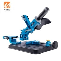 factory direct sale angle grinder stand push pull fixed universal bracket cutting machine table saw