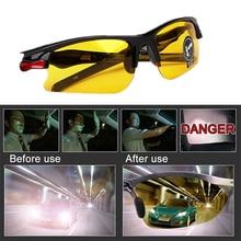 Driving Anti-Glare Polarized Sunglasses Men's Goggles Eyewear Night Vision Drivers Goggles Interior