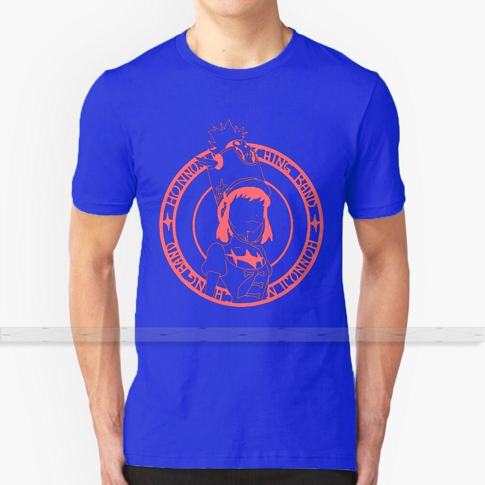 Honn& Ji Marching Band para hombres mujeres camiseta Tops verano algodón camisetas tamaño grande 5xl 6xl kill la klk nonon jakusure